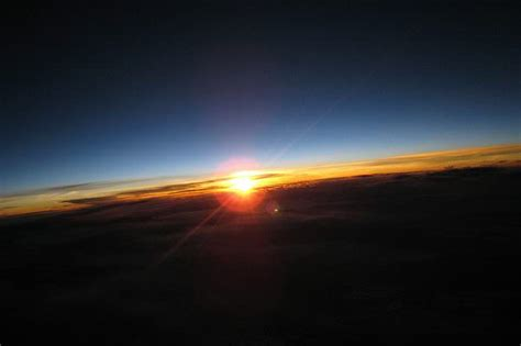 sun rise east set west universe today