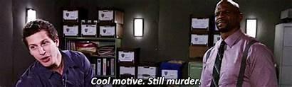 Cool Motive Murder Still Brooklyn Nine Spectre