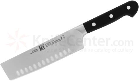 kitchen knives henckel zwilling j a henckels pro 6 1 2 quot nakiri knife hollow