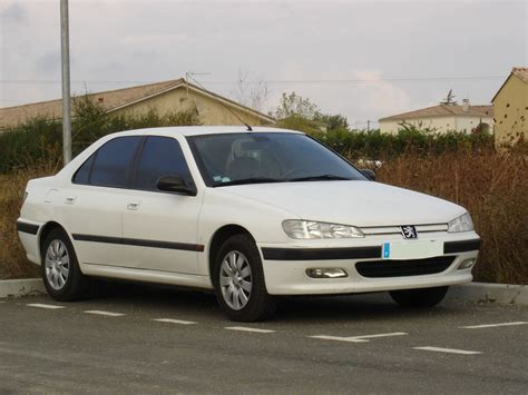 Peugeot Wiki by Peugeot 406 Simple The Free Encyclopedia