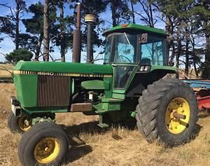 John Deere 4640 Tractor For Sale