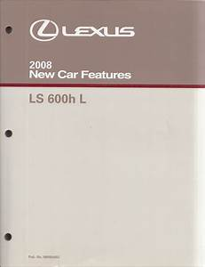 2008 Lexus Ls 600h L Wiring Diagram Manual Original