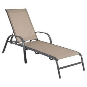 stack sling patio lounge chair tan room essentials target