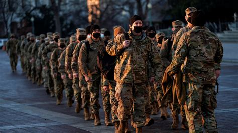 US military chiefs condemn Capitol riot as 'sedition ...
