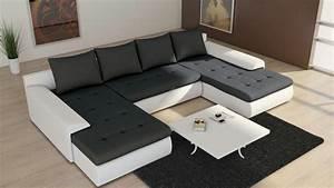 Sofa In U Form : couchgarnitur schlafsofa polsterecke sofagarnitur sofa future 2 1 als u form wohnlandschaft ~ Markanthonyermac.com Haus und Dekorationen