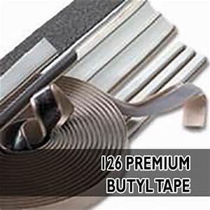 Rubex 126 Premium Butyl Tape Sealant Dimensional Metals
