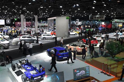 trends   frankfurt auto show abs cbn news