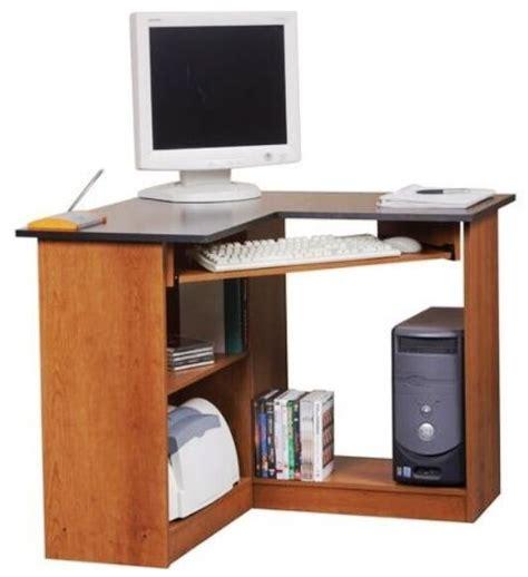 Corner Bedroom Bureau by Corner Computer Desk Workstation Bedroom