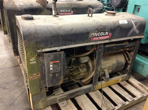 Lincoln Sa 300 Arc Welding Generator