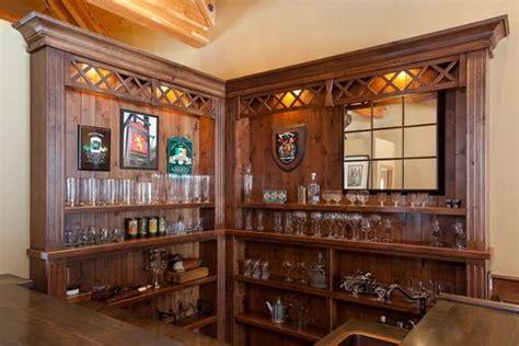 custom scottish pub bar   joseph woodworks