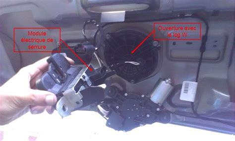 Comment Ouvrir Une Porte De Voiture Sans Clé by Hayon Bloqu 233 Ferm 233 Golf 5 2006 Volkswagen M 233 Canique