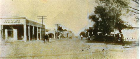 historical timeline living  yuma arizona