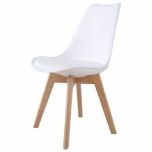 Chaise Transparente Pied Bois : chaise transparente pied bois le monde de l a ~ Teatrodelosmanantiales.com Idées de Décoration