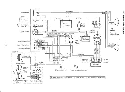 wiring diagram for tractor alternator new massey ferguson