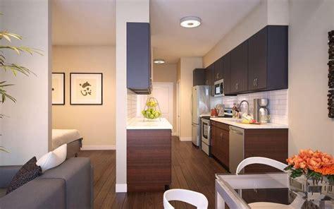 galley kitchen with breakfast nook contemporary kitchen with breakfast nook bellmont livello 6782
