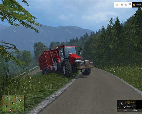 walchen   beta map farming simulator   mod