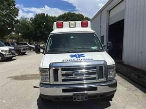 Ford E350  2008    Emergency  U0026 Fire Trucks