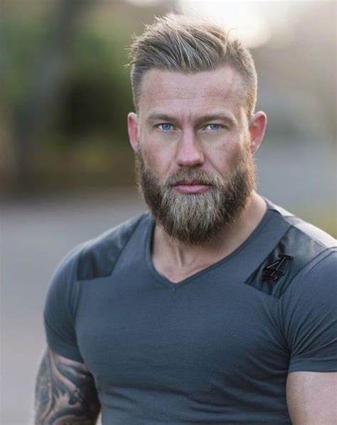 It requires confidence, patience, precision, and a whole level of grooming—it's not for everybody. 55+ Best Viking Beard Styles For Bearded Men - Fashion Hombre