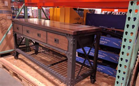 shop kitchen islands costco exclusive whalen industrial metal and wood
