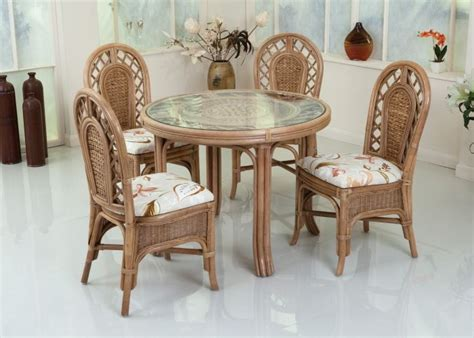 Chair Caning Supplies Toronto by Rattan Conservatory Furniture From The Budget
