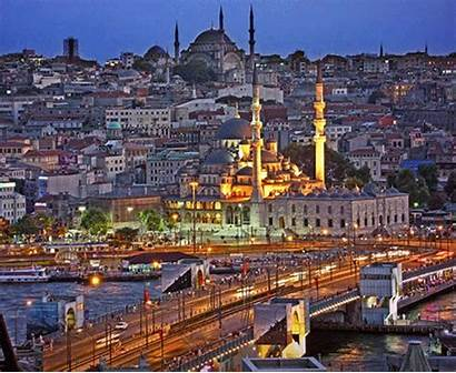 Istanbul Turkey Before Earth Overlay Google