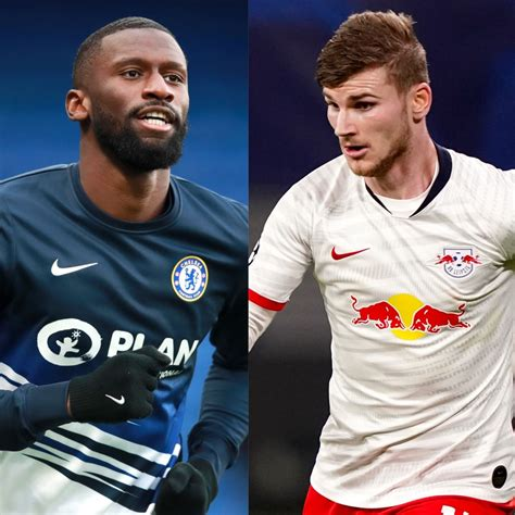 Toni Rudiger reveals role in convincing Timo Werner to ...