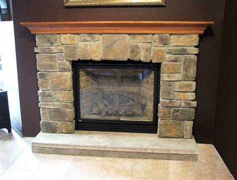 How To Decorate Modern Stone Fireplace Surround