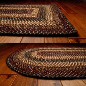 Cambridge Wool Braided Rugs - Country Village Shoppe