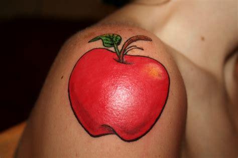 apple tattoos designs ideas  meaning tattoos