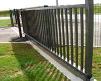 portail coulissant 224 masevaux pose de portail coulissant autoportant ou sur rail entretien et