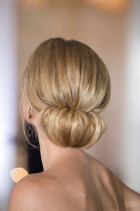 bridesmaid hairstyle best 25 low buns ideas on