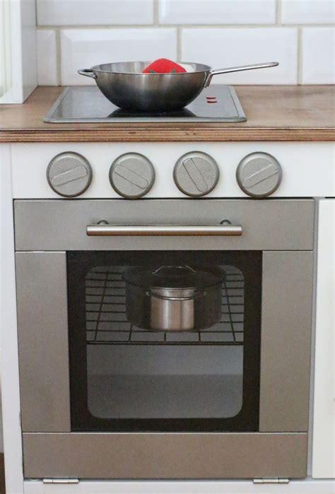 ikea duktig kids kitchen makeover   oven open