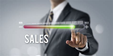 Sales Growth, Increase Sales Or Business Growth Concept ...