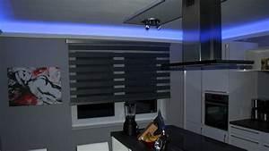 Küche Indirekte Beleuchtung : indirekte deckenbeleuchtung mit led stuckleisten und lichtvouten ~ Bigdaddyawards.com Haus und Dekorationen
