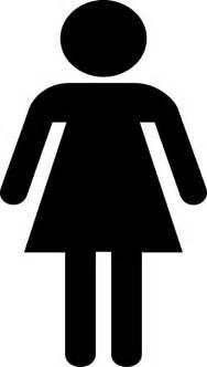 Ladies Restroom Signs Clip Art
