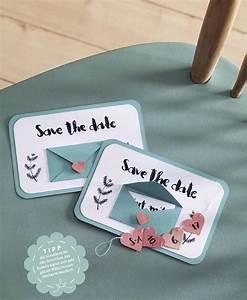 Save The Date Karte : diy idee save the date karten karte hochzeit ~ A.2002-acura-tl-radio.info Haus und Dekorationen
