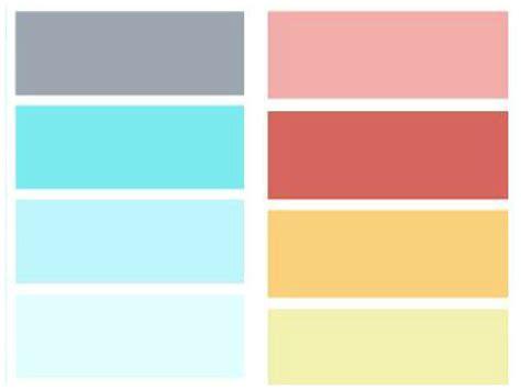 Großartig Palette De Couleur Pastel Peinture Avec On