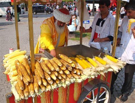 Best Street Food In Istanbul