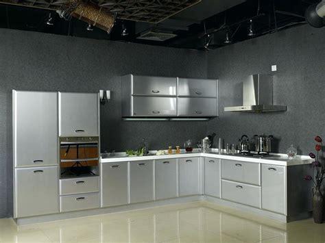 metal kitchen cabinets manufacturers vintage stainless steel kitchen cabinets used metal for