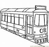 Kolorowanki Trein Locomotive Darmowe Thecolor Lego Coloringpages101 Pociągami sketch template