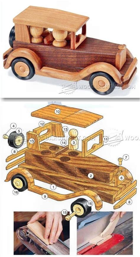 wooden toy cars ideas  pinterest toy cars  kids wooden toys  kids  wooden car