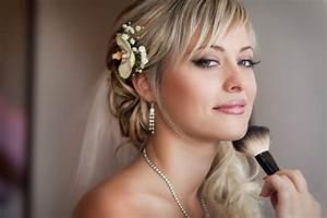 Maquillage De Mariage : maquillage mariage dermalia ~ Melissatoandfro.com Idées de Décoration