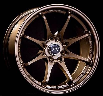 Jnc Wheels Bronze 4x100 Rim 16x8 4x114