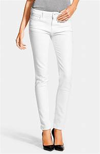 White jeans for females - AcetShirt