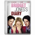 Bridget Joness Diary Icon Icons Firstline1 Mega