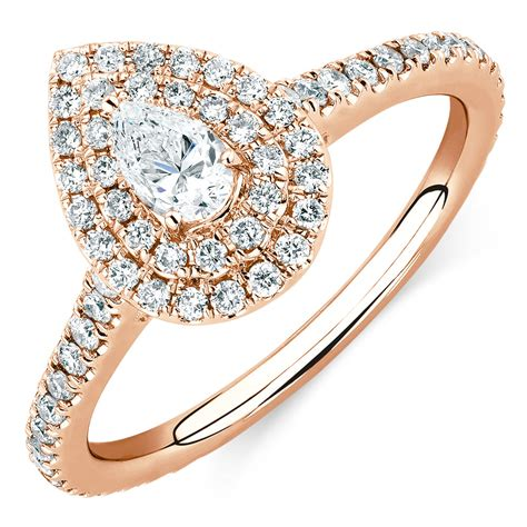 sir michael hill designer grandarpeggio engagement ring