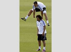 Marcelo Brazil and Real Madrid soccer player