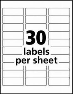 avery templates 18660 - avery 5 8in clear address labels target