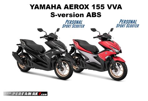 Modification Black by Pilihan Warna Baru Yamaha Aerox 155 Vva Versi 2019