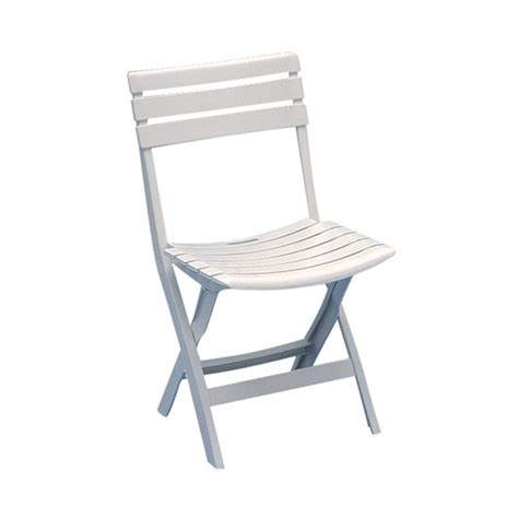 la cuisine de bistrot chaise de jardin pliante birki blanc 862739